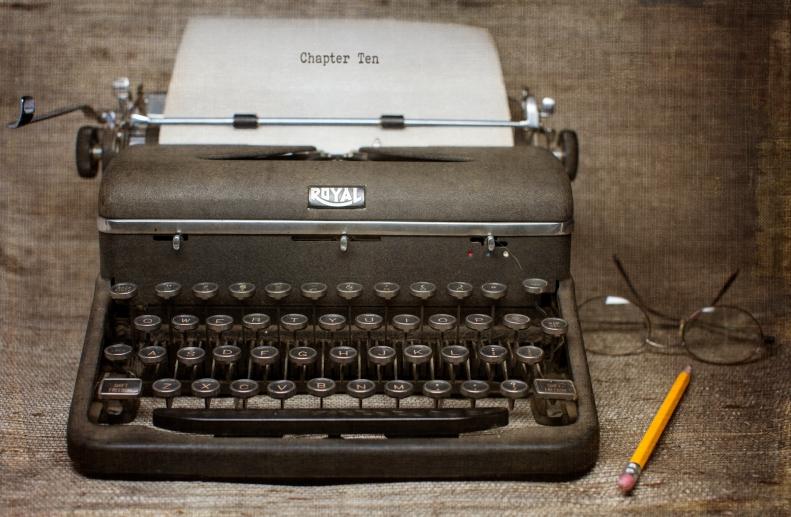 4-14-14 Typewriter