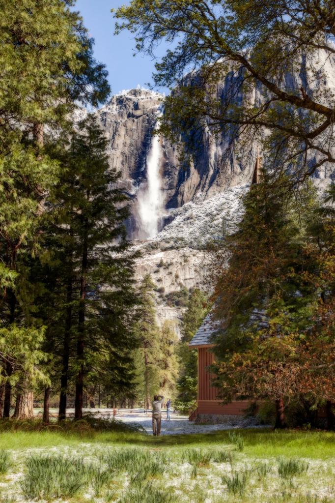 5-3-14 Yosemite Chapel