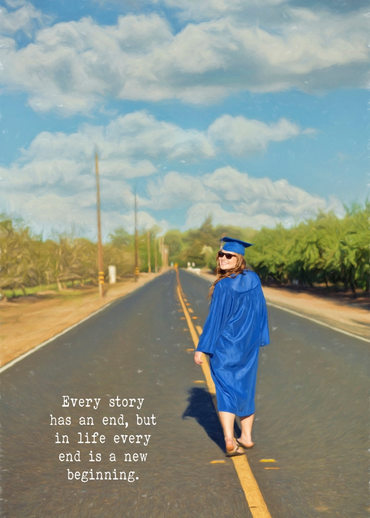Congratulations Rachel on your upcoming graduation!