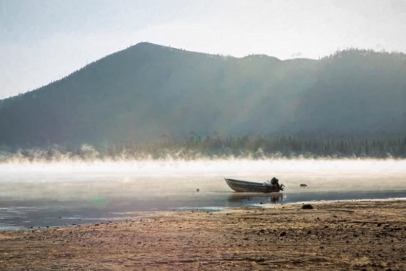 9-10-15 Eagle Lake Boat