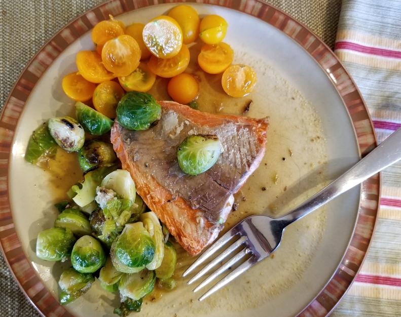 8-1-17 Leftover salmon