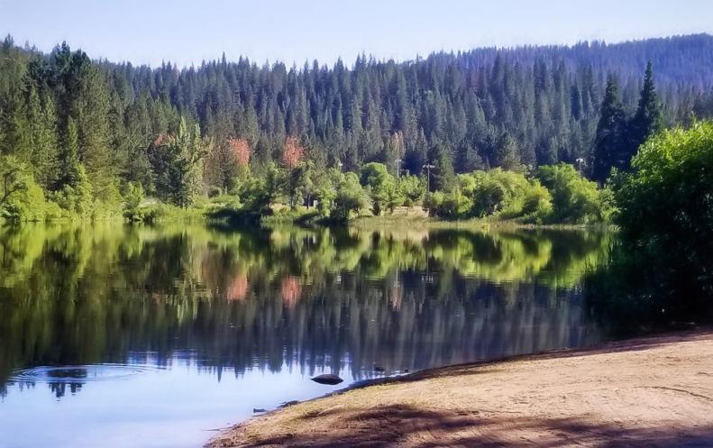 White Pines Lake