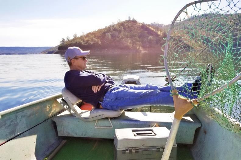 11-14-17 Dave Fishing