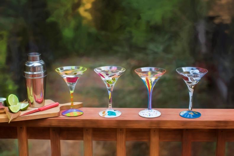 4-10-19 Champagne Glasses
