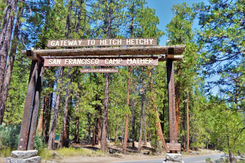 Gateway-to-Hetch-Hetchy-park-California